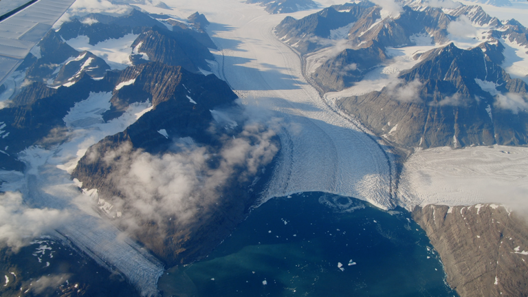 Image of Greenland from the 2018 media reel.